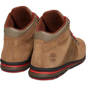 Timberland GT Rally Mid WP Lapset kengät , ruskea